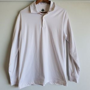 Bolle Golf tech pullover white size M